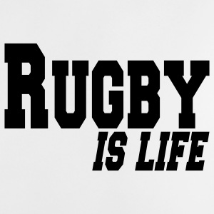 rugby is life Accessoires - Baby T-Shirt