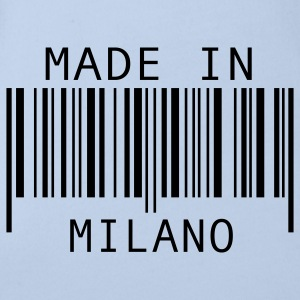 Made in Milano Accessori - Body ecologico per neonato a manica corta