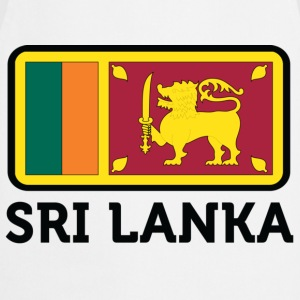 Flag Srilanka 2 (dd) T-Shirts - Cooking Apron