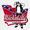 Rockabilly Forever, T-Shirt - Men's T-Shirt