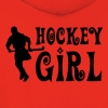 Hockey Girl - Field Hockey Kids' Tops - Kids' Premium Hoodie