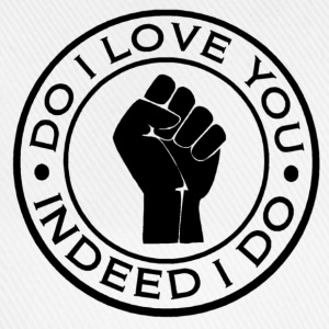 northern soul do i love you indeed i do button badge - Baseball Cap