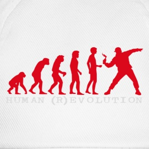 human (r)evolution - Baseball Cap