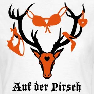 suchbegriff 39 geiler hirsch 39 t shirts online bestellen spreadshirt. Black Bedroom Furniture Sets. Home Design Ideas