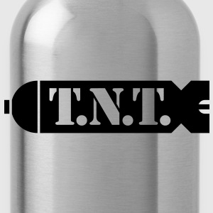 TNT-Bombe / -Bomb / -Bomba / -Bom, T-Shirt - Water Bottle