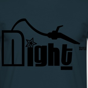 Night Style 1 - T-shirt Homme
