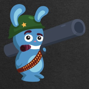 Rabbit Bazooka T-Shirts - Men's Sweatshirt by Stanley & Stella