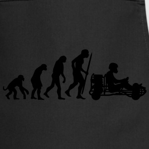 Evolution du karting Tee shirts Enfants - Tablier de cuisine