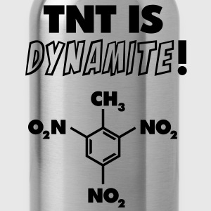 TNT is Dynamite (formula) T-Shirts - Water Bottle
