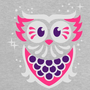 Eule - owl - night Accessoires - Baby T-Shirt