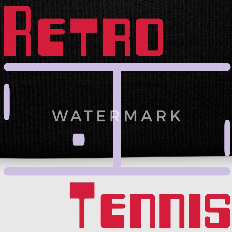 Retro Tennis - Wintermuts