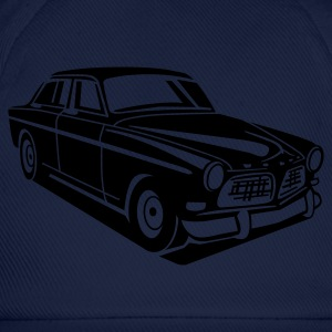 Navy Volvo Amazon Volvoamazon T-Shirts - Baseballkappe