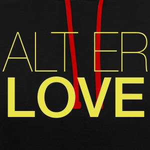 ALT VOTRE AMOUR - Sweat-shirt contraste