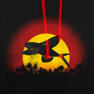 Sun Fish - Contrast Colour Hoodie