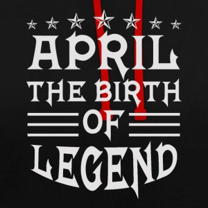April Legend - Kontrastluvtröja