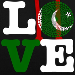 COEUR PAKISTAN - Sweat-shirt contraste