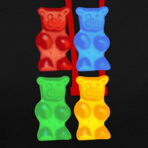 Gummy bears - Contrast Colour Hoodie