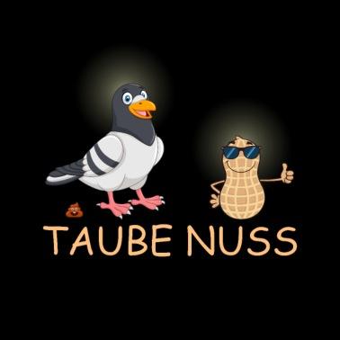 Taube Nuss (b) Männer T-Shirt | Spreadshirt
