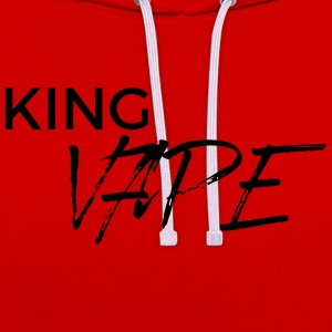 KingVape - Sweat-shirt contraste