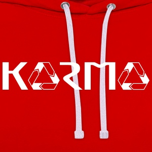 krm - Sweat-shirt contraste