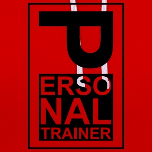 Personal trainer coach - Contrast Colour Hoodie