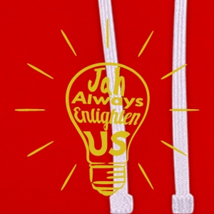 Jah Enlighten Us - Kontrastihuppari