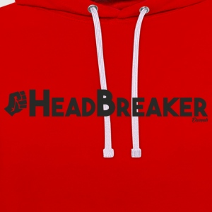 HeadBreaker (H) - Sweat-shirt contraste