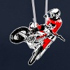 Moto Cross - MX - Supercross - Sweat-shirt contraste