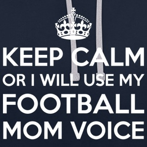 Football Mom Voice - Kontrastihuppari