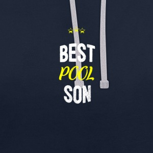 Distressed - MEILLEUR SON POOL - Sweat-shirt contraste