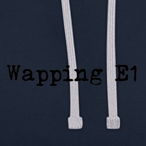 Wapping - Sweat-shirt contraste