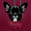 Frenchie - Contrast Colour Hoodie