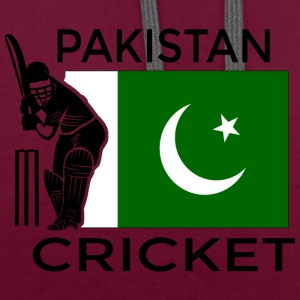 Pakistan Cricket - Sweat-shirt contraste