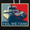 World of Tanks - Yes, we tank - Contrast Colour Hoodie