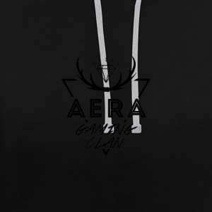 AeraGaming - Sweat-shirt contraste