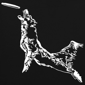 chien Disc Dog Frisbee - Sweat-shirt contraste