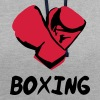 Boxing - Contrast Colour Hoodie