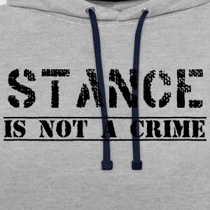 #stanceisnotacrime by GusiStyle - Kontrastihuppari