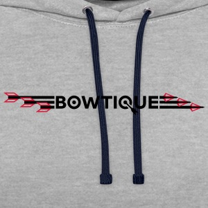 Flèches Bowtique - Sweat-shirt contraste