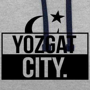 Yozgat Ville - Sweat-shirt contraste