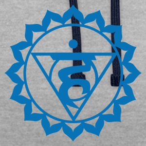 CHAKRA - Contrast Colour Hoodie