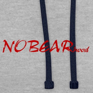 nobearhood - Sweat-shirt contraste