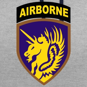 USA 13th AIRBORNE DIVISION - Sweat-shirt contraste