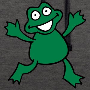 grenouille - Sweat-shirt contraste