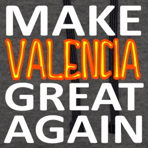 MAKE VALENCIA GREAT AGAIN - Contrast Colour Hoodie