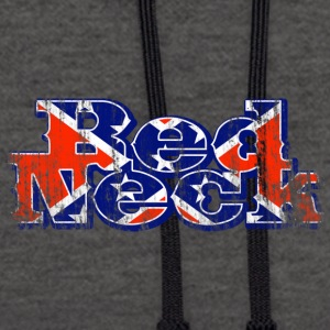 Red neck redneck - Contrast Colour Hoodie