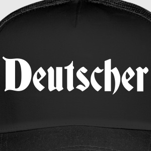 allemand - Trucker Cap