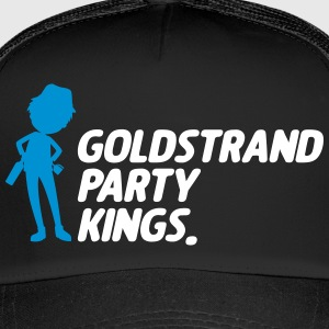 Goldstrand party Kings - Trucker Cap