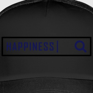 Search happiness - Trucker Cap