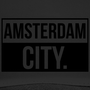 Amsterdam City - Trucker Cap